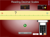 Reading decimal Scales image