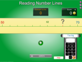 Reading Number Lines image